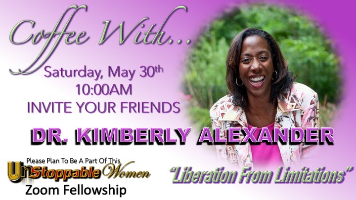 Coffee With Dr. Kimberly Alexander